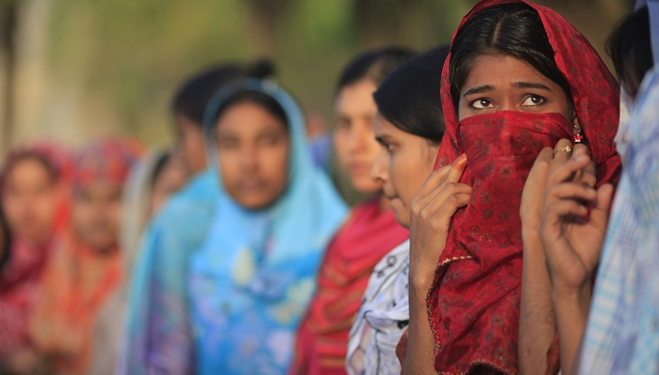 Bangladeshi women make big strides