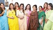 11 women artistes observe Women's Day with 'Shono Prithibi Shono'