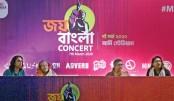 Joy Bangla Concert rocks Dhaka
