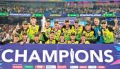 Australia clinch fifth title