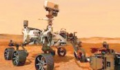 Mars rover named 'Perseverance'