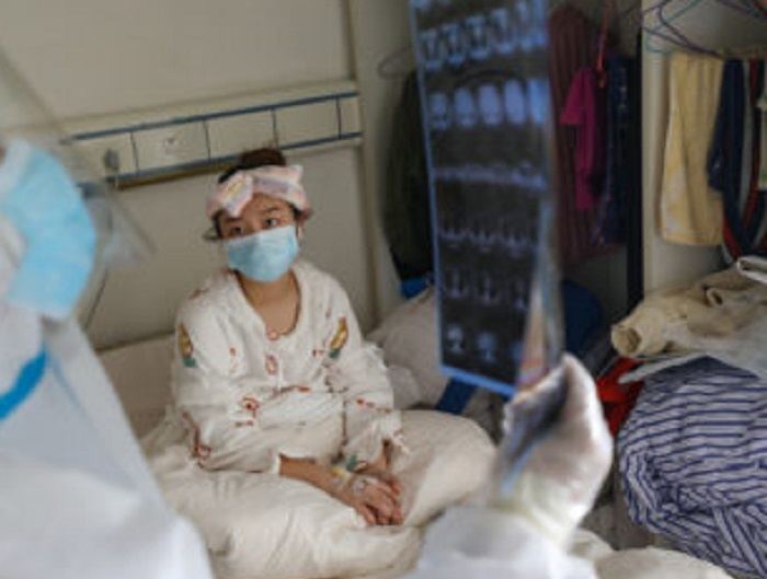 834 infected with respiratory problems in 24 hrs