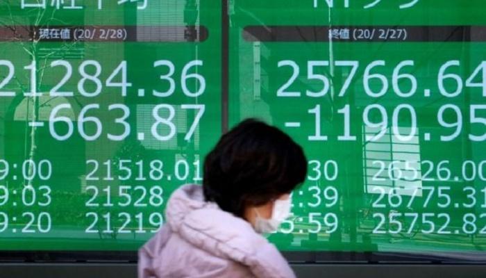 Japan calms Asian markets after Black Monday falls