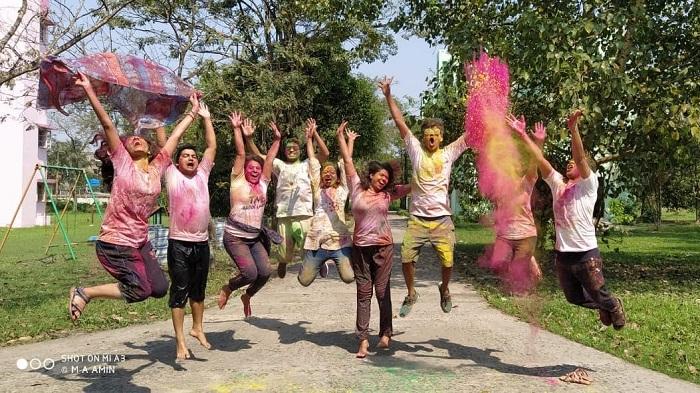 Holi: Celebration of colour in India