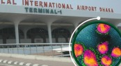 Septuagenarian couple with fever sent to hospital from Dhaka airport