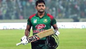Imrul out with injury