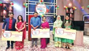 Mother-daughter duo wins 'Singer Family and Fun Show'