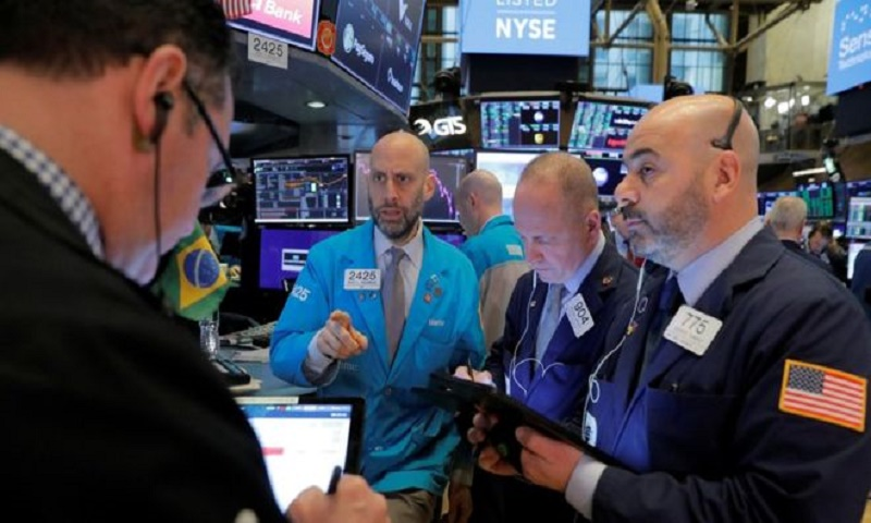 Markets start to bounce back after steep losses
