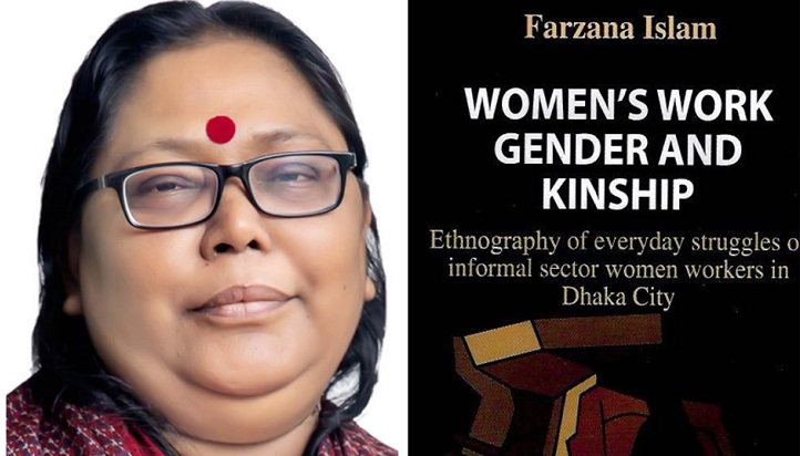 JU VC's book 'Women's Work Gender and Kinship' unveiled