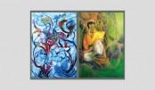 Art exhibition 'Guru-Shishya: Shishya-Guru' ends