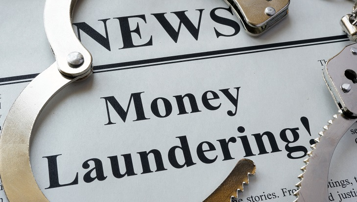 Money launderers living abroad in luxury
