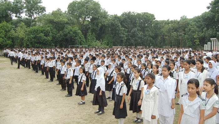 DSHE asks educational institutions to hold assembly inside classrooms