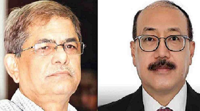 Fakhrul absent from scheduled meeting with Indian FS