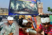 United Group's miscreants attack locals, vandalise buses; 40 hurt