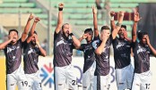 Barcos hits hat-trick as Kings thrash TC in AFC opener