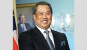 Malaysian PM urges Mahathir to endorse new govt