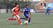 Women's Football: Kings earn a massive 11-0 win over Jamalpur