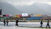 Rain delays first India v South Africa ODI