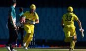 New Zealand restrict Australia to 258-7 in first ODI at empty Sydney stadium