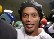 Ronaldinho defense appeals pre-trial detention in fake passport case