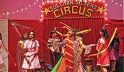 'Sullivan Sisters Circus' enthralls audience at ISD