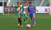 Begum Anwara down Sylhet FC