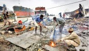 Shipbreaking captures global market