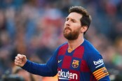 Messi quarantines himself in isolated Barcelona mansion with football pitch, swimming pool and gym to keep fit