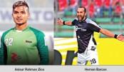 Barcos, Zico in AFC top list