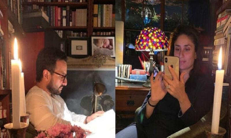 Coronavirus crisis: Kareena chooses to remain indoors with Saif Ali Khan this week