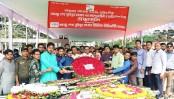 BDU VC pays homage to Bangabandhu on his 100th birth anniversary