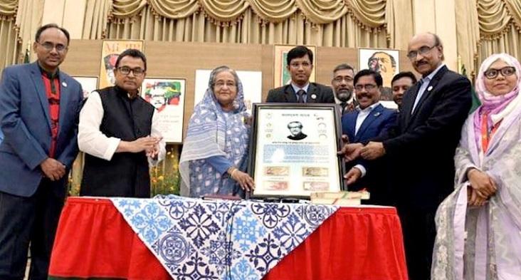 Prime Minister launches new banknote of Taka 200 on Bangabandhu's birth centenary