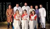 Homage to Bangabandhu through song