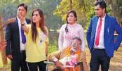 Swapno Adda, a drama serial
