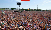 Glastonbury 2020 music festival canceled