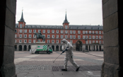 80% of people in Madrid will get COVID-19, official says