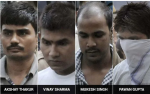 4 Nirbhaya convicts to hang on Friday