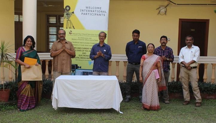 ITEC certification ceremony held
