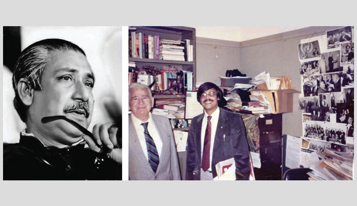 Bangabandhu Through The Eyes Of An American Journalist