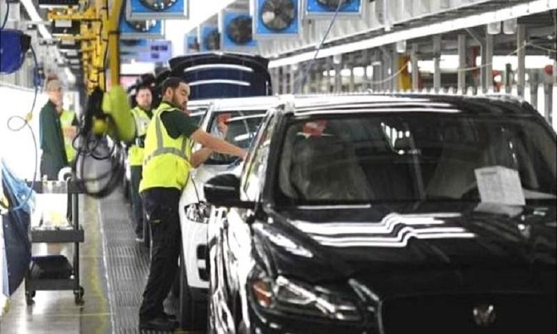 Coronavirus: Jaguar Land Rover to suspend production