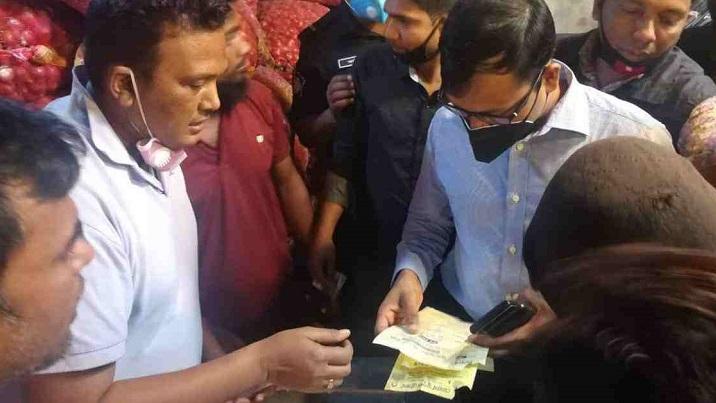 31 wholesalers fined in Jatrabari