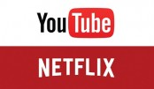 Netflix and YouTube reduce resolution as coronavirus hits web