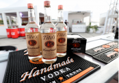 American vodka company Tito's Vodka says it is working to produce hand sanitiser