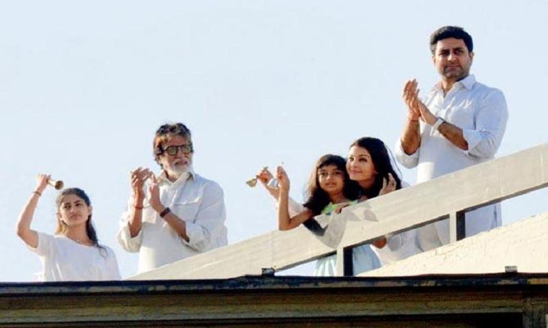 Janata curfew an unbelievable success: Amitabh Bachchan