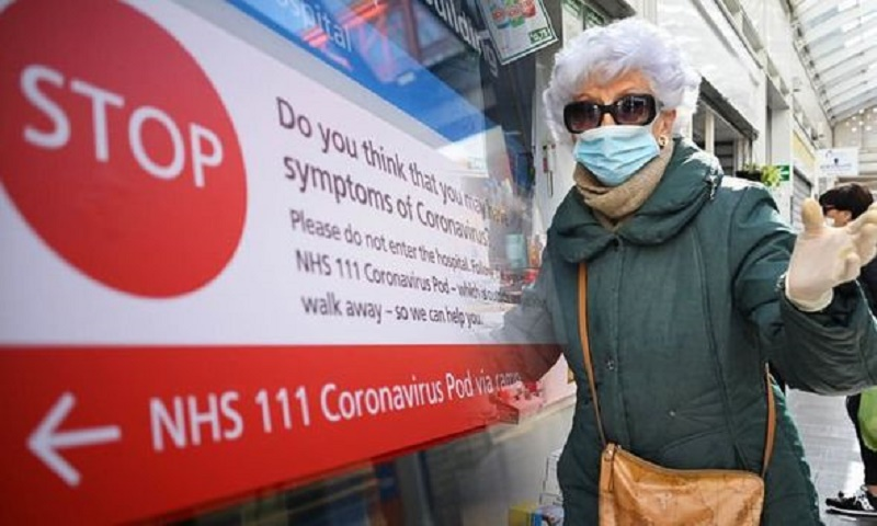 Coronavirus: Elderly population is at a heightened risk