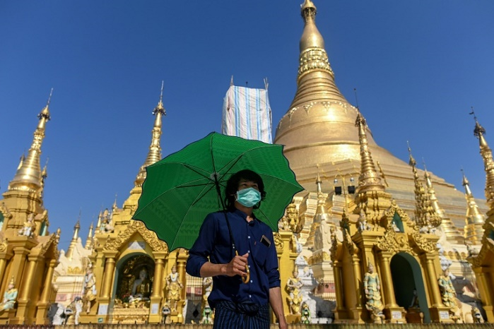 Myanmar confirms first coronavirus cases
