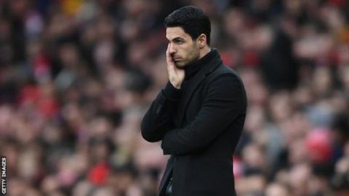 Mikel Arteta: Arsenal manager says he has recovered from coronavirus