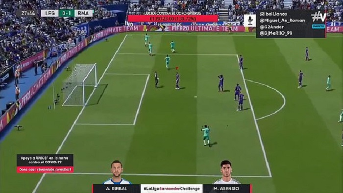 Real Madrid crowned champions of La Liga playstation tournament