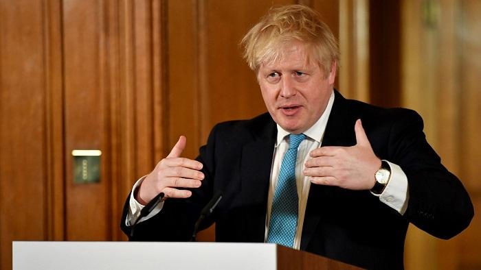 UK PM Johnson to address nation over new virus plans
