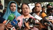 Khaleda's sister thanks Prime Minister Sheikh Hasina